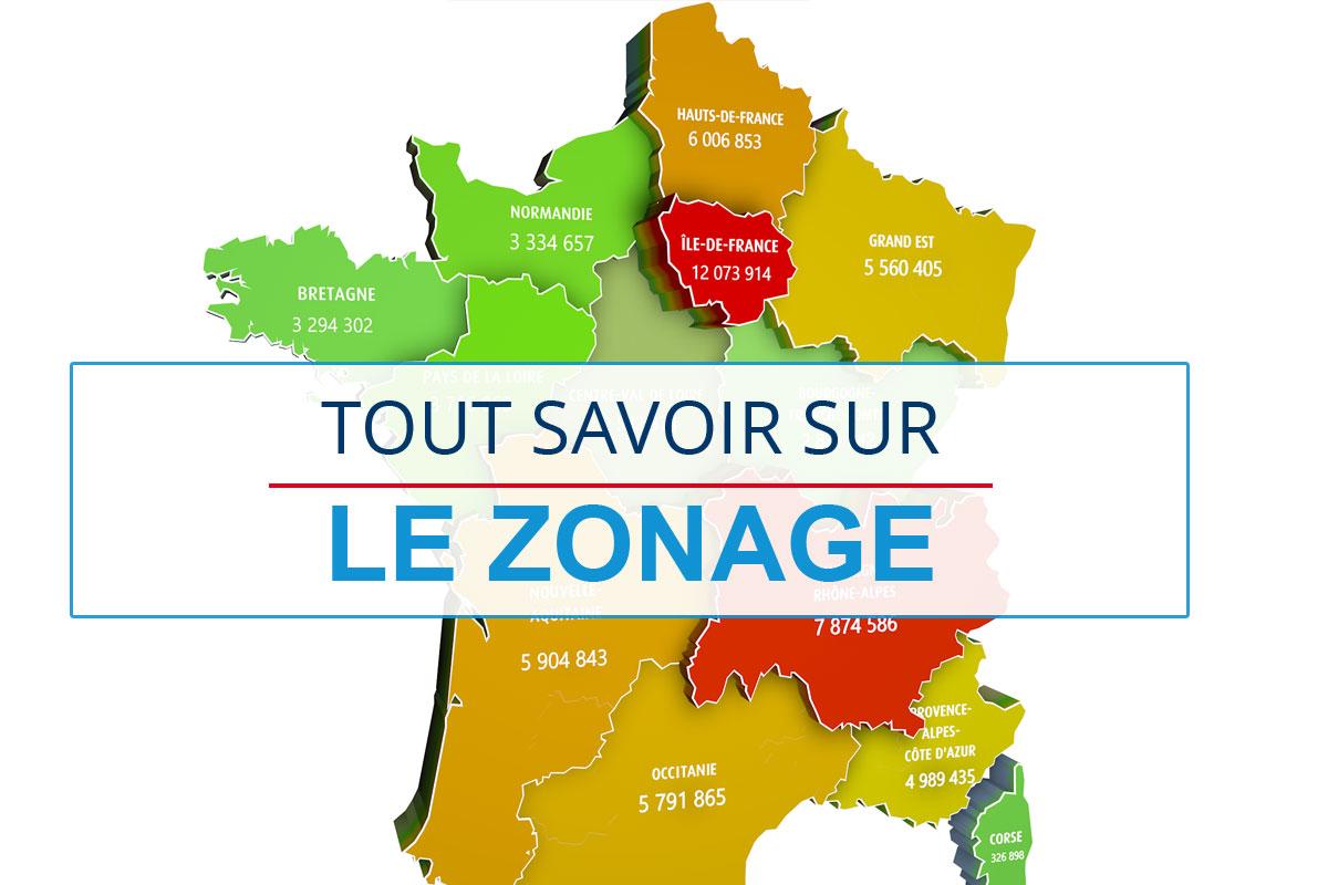 Zones Pinel