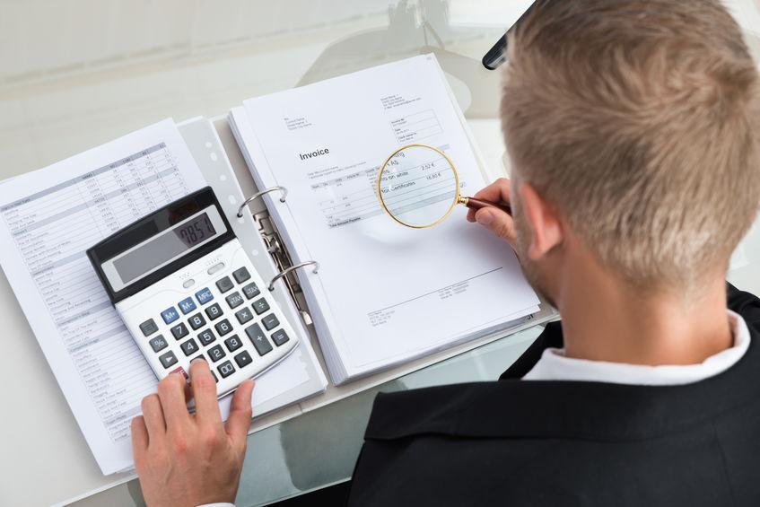 processus de contrôle fiscal