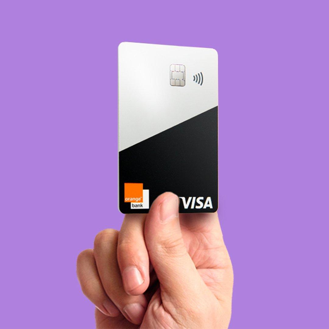 quels sont les services assures grace au compte orange bank