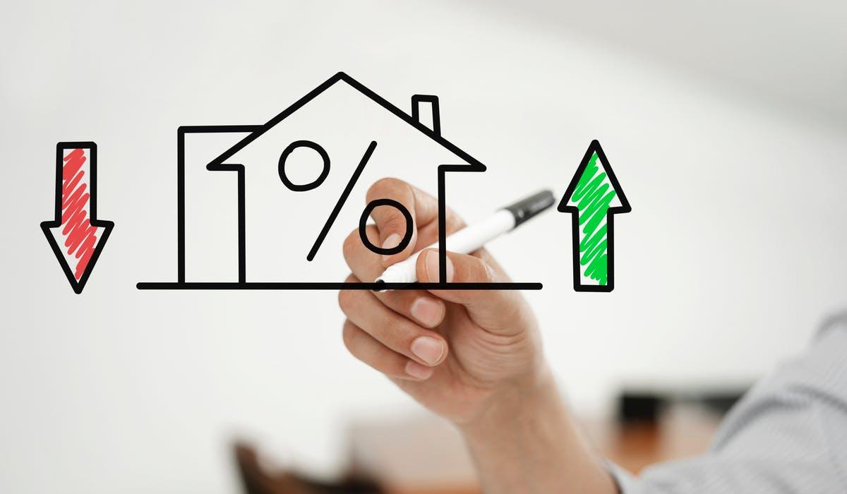taux d'interet pret immobilier